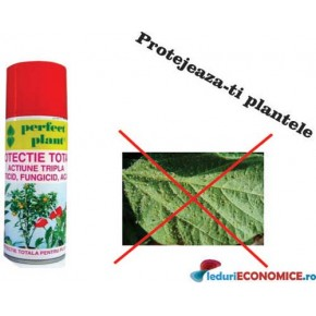 Spray Protectie Totala (200 ml) Perfect Plant