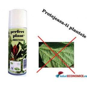 Spray Insecticid pentru plante (200 ml) Perfect Plant