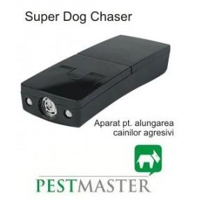 Super Dog Chaser PLUS dispozitiv electronic portabil impotriva cainilor agresivi