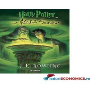 Cartea Harry Potter si Printul Semipur (vol.6)