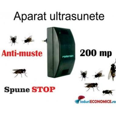 Aparat cu ultrasunete impotriva mustelor SC 9M(30 mp)(super oferta)
