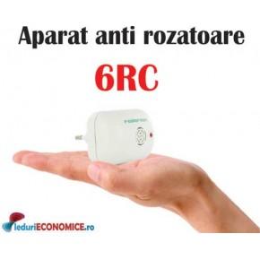 Aparat cu ultrasunete impotriva rozatoare si gandaci 6 RC (20mp)(In limita stocului)
