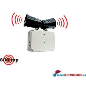 Dispozitiv electronic împotriva pãsãrilor dãunãtoare BR 4