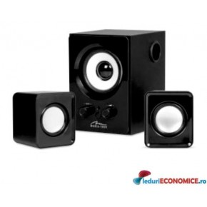 Sistem audio 2.1 Media Tech MT-3327