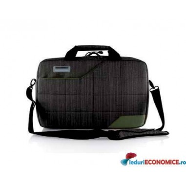 Geanta laptop 15.6 inch Modecom Montana Grey