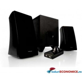 Sistem audio 2.1 Modecom MC-S2