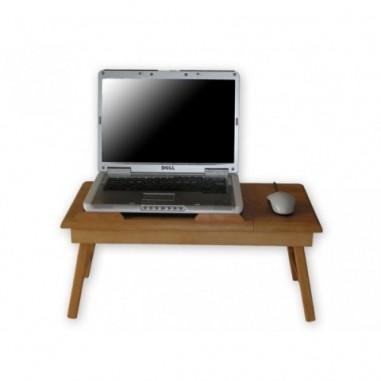 Masuta laptop din lemn Wood 17