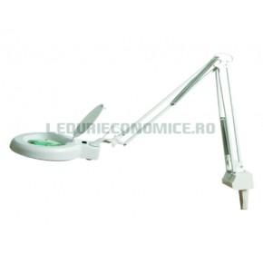 Lampa de birou cu lupa - 10792