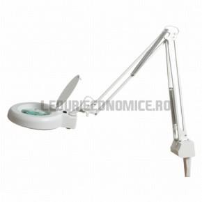 Lampa de birou cu lupa - 10798
