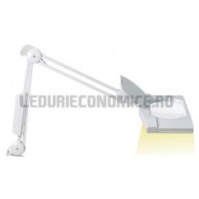 Lampa de birou cu lupa - 10799