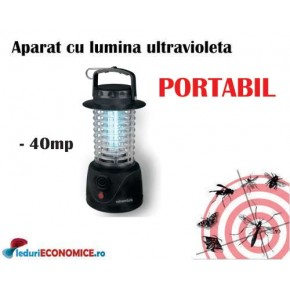 Portable insect killer anti insecte