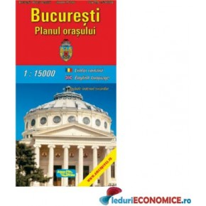 București-Planul orasului