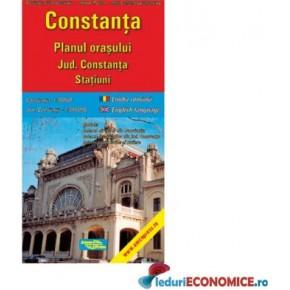 Constanta-Planul orasului