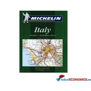 Mini Atlas Italia-Michelin