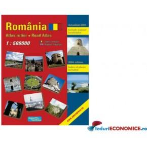 Romania-Atlas rutier
