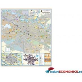 Bucuresti-Planul orasului