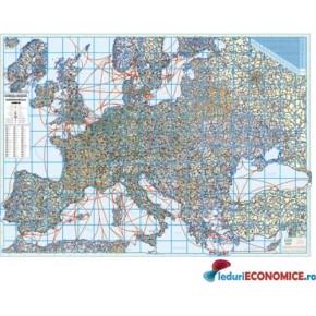 Europa-Harta rutiera si politica