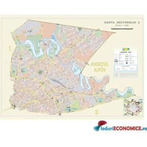 Harta Bucuresti Sector 2