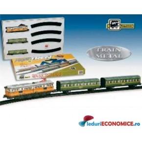 Trenulet electric calatori (classic)