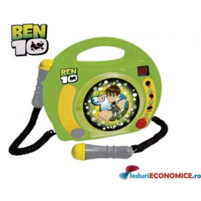 CD Player cu 2 microfoane