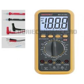 Multimetru digital - detector de tensiune - 25302