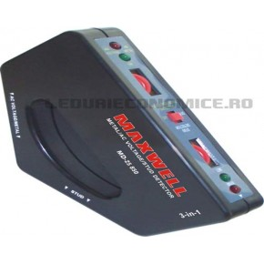 Detector tensiune,lemn,metal - 25850
