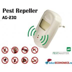 Pestmaster AG230 Aparat cu unde electromagnetice anti gandaci, anti rozatoare