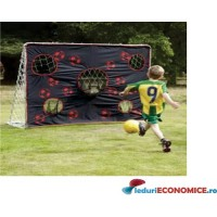 Poarta fotbal Super Goal with Trainer