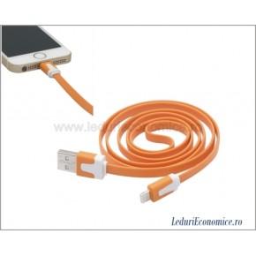 Cablu de date pentru iPhone, iPad, iPod