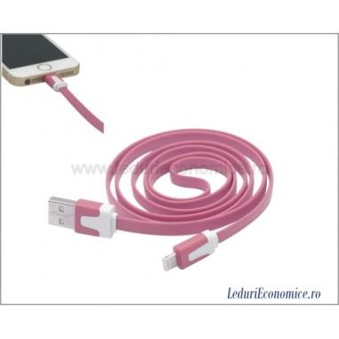 Cablu USB pentru iPhone, iPad, iPod