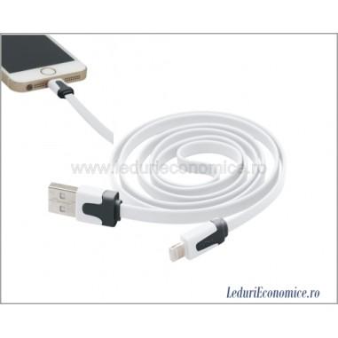 Cablu date si incarcare pentru iPhone, iPad, iPod - USB
