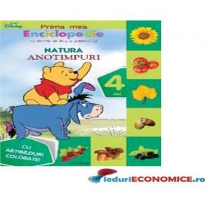 Cartea Enciclopedia mea-Anotimpuri