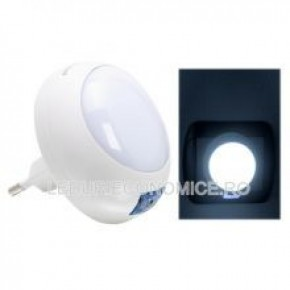 Lumina de veghe cu senzor de lumina