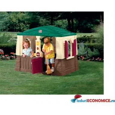 Casuta simpla Neat & Tidy Cottage