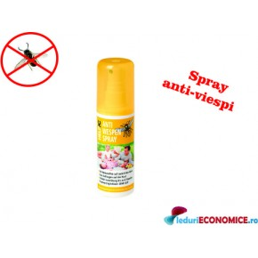 Spray protectiv contra viespilor