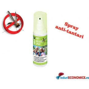 Spray protectiv contra tantarilor 100 ml