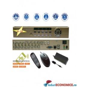 DVR autonom 9106  Network 3G DVR