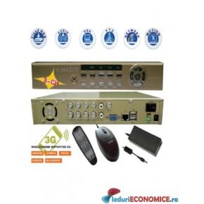 DVR autonom 9108 Network 3G DVR