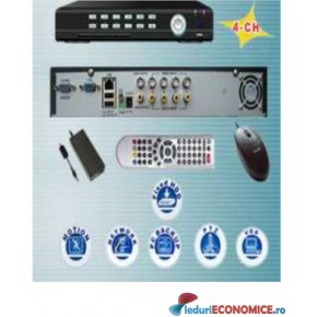 DVR autonom 9204HV  Network 3G DVR