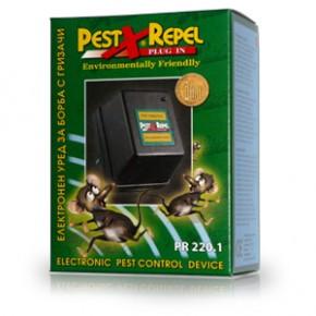 PR 220.1 Anti rozatoare si gandaci cu unde electromagnetice - 120mp