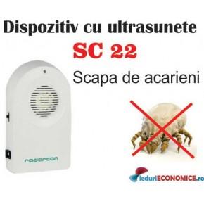 APARAT CU ULTRASUNETE ANTI ACARIENI SC-22