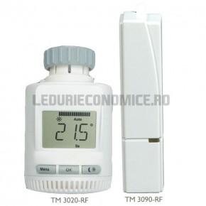 Set: Termostat + contact de fereastra - TM 3220-RF