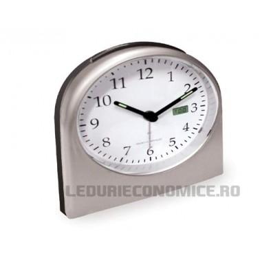 Ceas analogic de birou cu alarma - WT 755