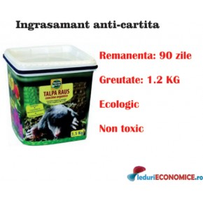 Ingrasamant anti-cartita 1.2kg