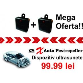 Oferta!!!  Protectie Autopestrepeller (2Buc)