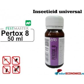 Insecticid universal -Pertox 8 50 ml