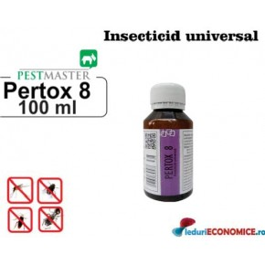 Insecticid universal -Pertox 8 (100ml)